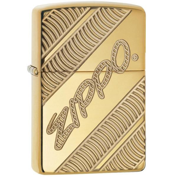 فندک زیپو مدل Zippo Coiled