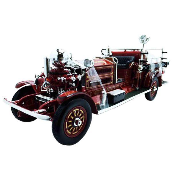 ماشین اتش نشانی لوکی دایکست مدلAHRENS-FOX 1925 LUKY DIE CAST