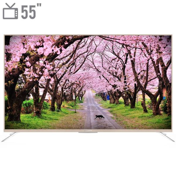 تلویزیون ال ای دی هوشمند ایکس ویژن مدل 55XTU815 سایز 55 اینچ   X.Vision 55XTU815 Smart LED TV 55 Inch