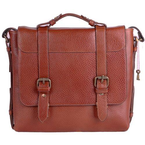 کیف دوشی چرمی ما مدل H
