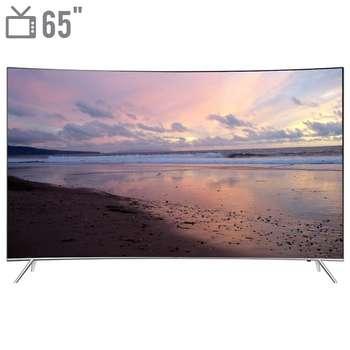 تلویزیون ال ای دی هوشمند خمیده سامسونگ مدل 65KS8985 سایز 65 اینچ