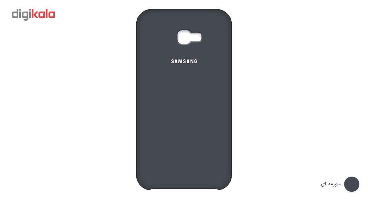 کاور سیلیکونی مناسب برای گوشی موبایل سامسونگ گلکسی J5 Prime main 1 6