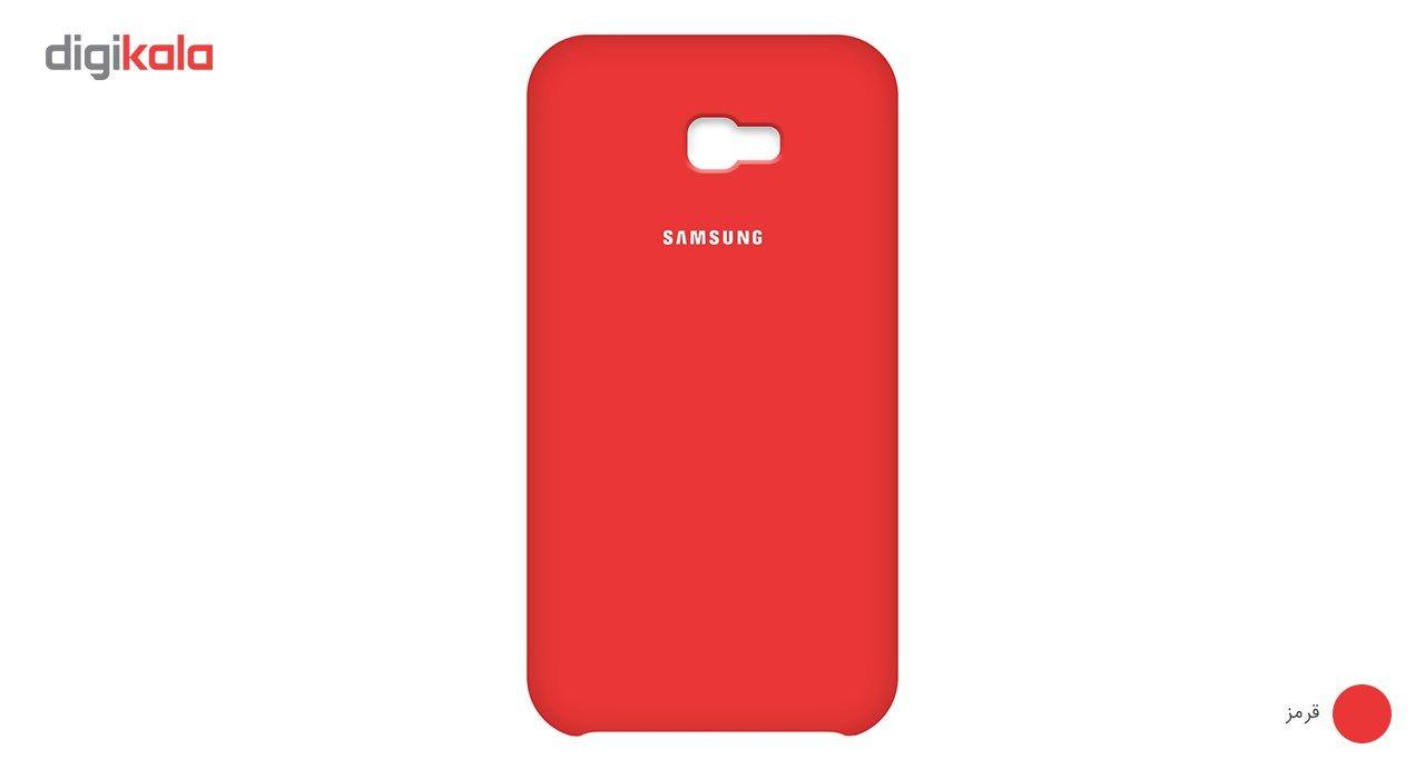 کاور سیلیکونی مناسب برای گوشی موبایل سامسونگ گلکسی J5 Prime main 1 7