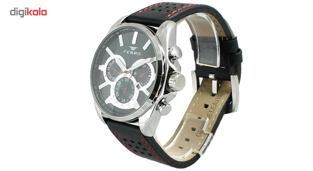 ساعت مچی عقربه ای مردانه فرو مدل F61543-588-A