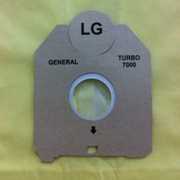 کیسه جاروبرقی مدل 7000 مناسب برای جاروبرقی ال جی  بسته 5 عددی