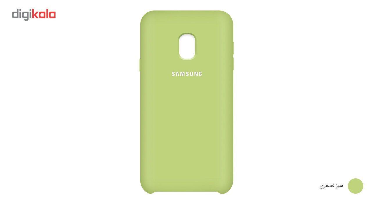کاور سیلیکونی مناسب برای گوشی موبایل سامسونگ گلکسی J5 Pro