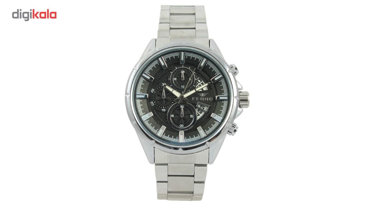 خرید ساعت مچی عقربه ای مردانه فرو مدل F40015-012-A