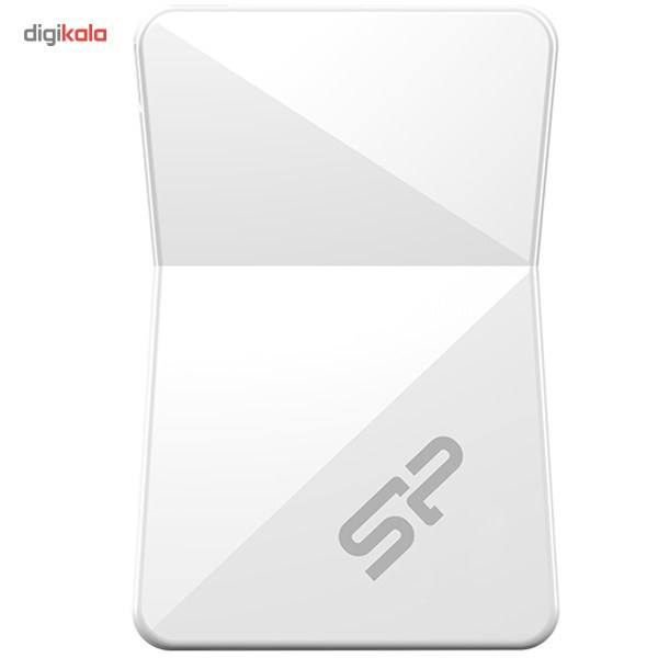 فلش مموری Silicon power مدل Touch T08 ظرفیت 32 گیگابایت  Silicon Power Touch T08 Flash Memory – 32