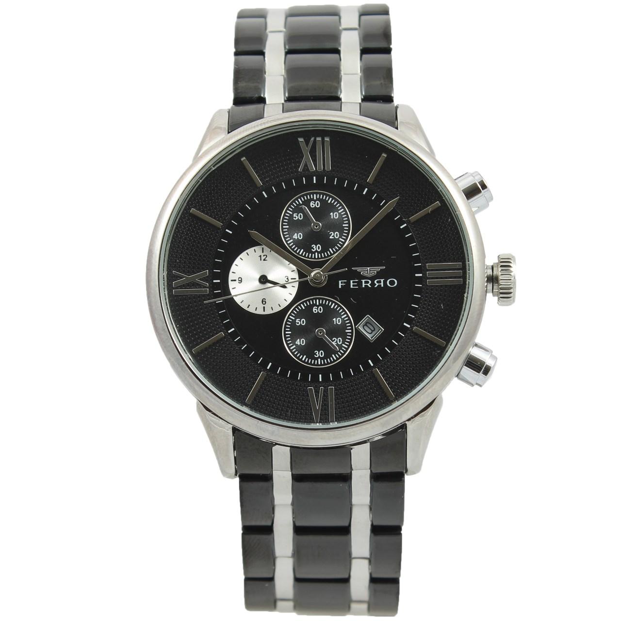 ساعت مچی عقربه ای مردانه فرو مدل F61441A-627-J