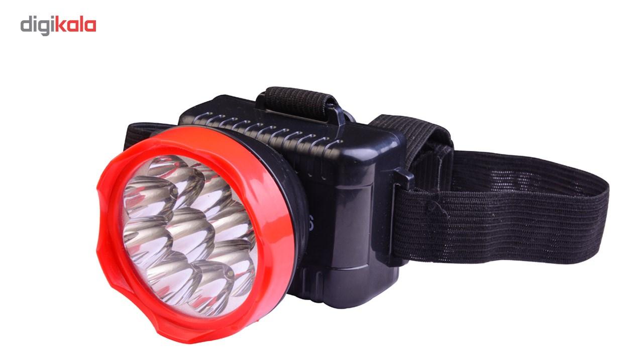 چراغ پیشانی آر ال مدل RL-1016