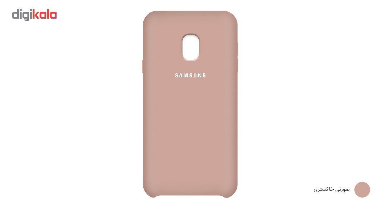 کاور سیلیکونی مناسب برای گوشی موبایل سامسونگ گلکسی J5 Pro main 1 11