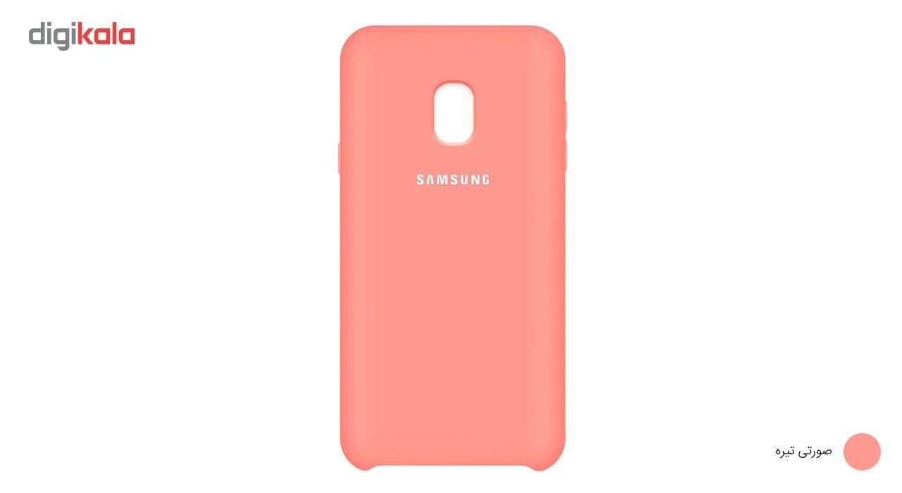 کاور سیلیکونی مناسب برای گوشی موبایل سامسونگ گلکسی J5 Pro main 1 12