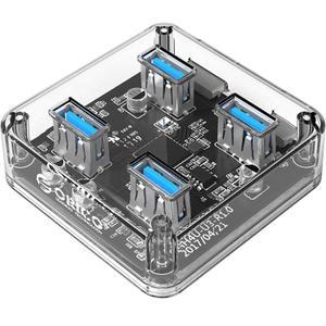 هاب USB 3.0 چهار پورت اوریکو مدل MH4U-U3