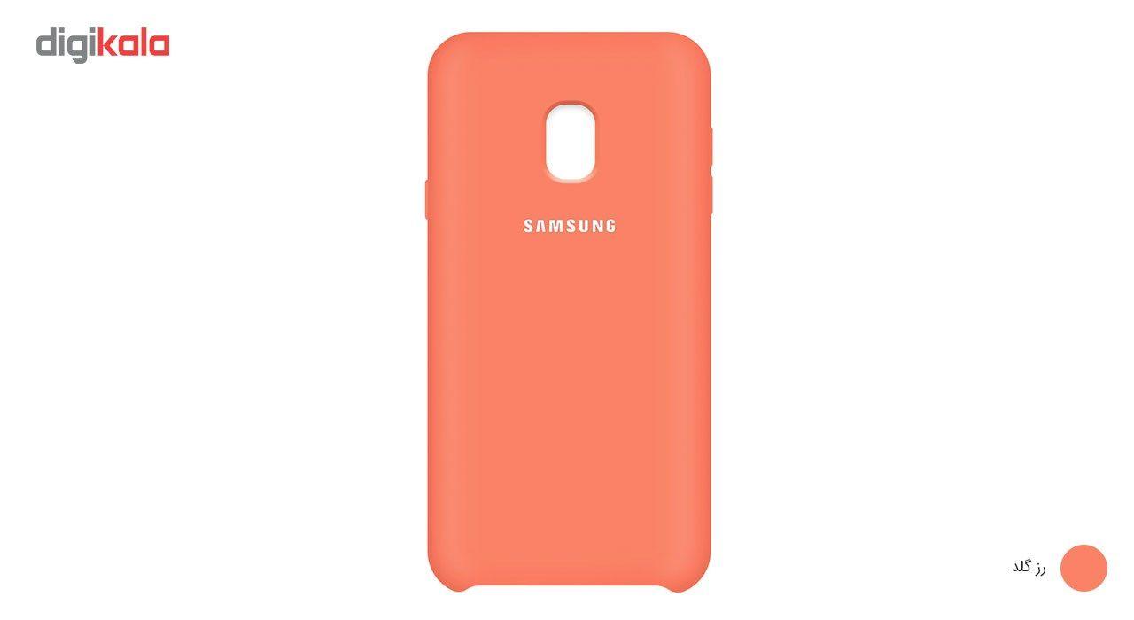 کاور سیلیکونی مناسب برای گوشی موبایل سامسونگ گلکسی J5 Pro main 1 14