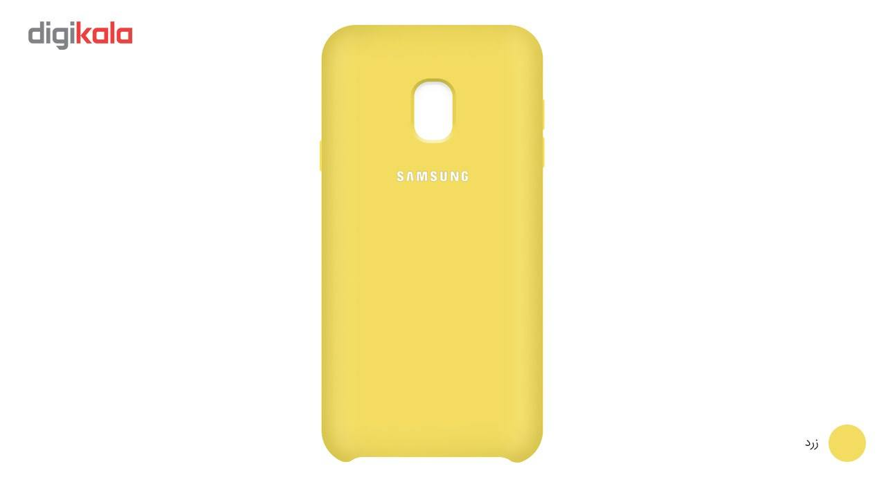 کاور سیلیکونی مناسب برای گوشی موبایل سامسونگ گلکسی J5 Pro main 1 16