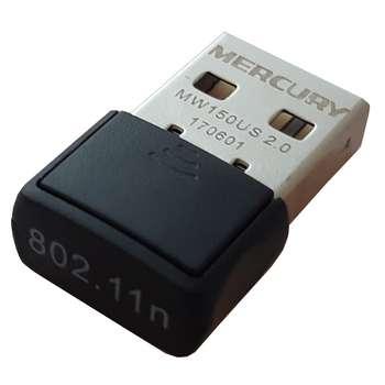 لوازم جانبی - کارت شبکه بی سیم مرکوری مدل MW150US | کارت شبکه بی سیم مرکوری مدل MW150US