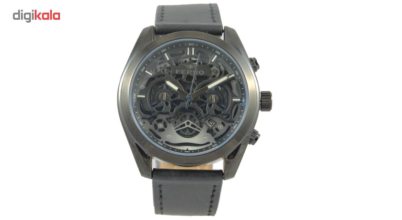 خرید ساعت مچی عقربه ای مردانه فرو مدل F30011-010-G