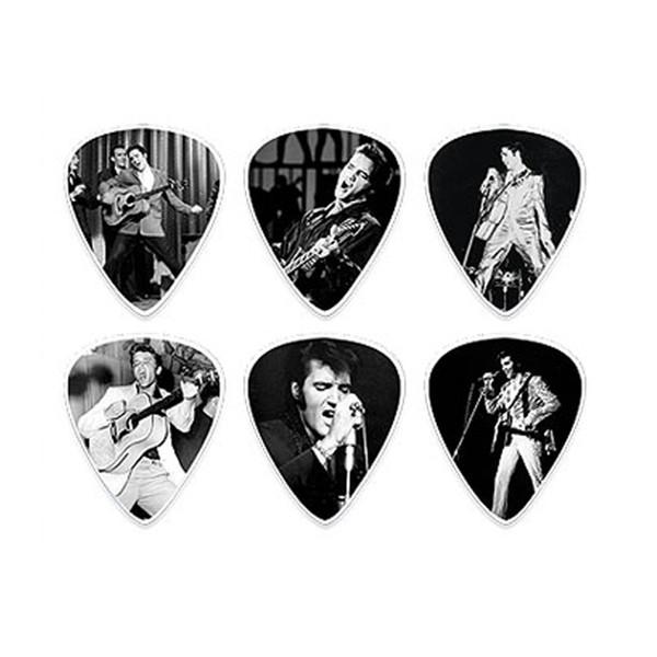 پک 6 تایی پیک گیتار دانلوپ مدل EPPT01