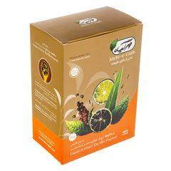 دمنوش گیاهی مخلوط زیره، چای سبز و سنا مهرگیاه مقدار 75 گرم