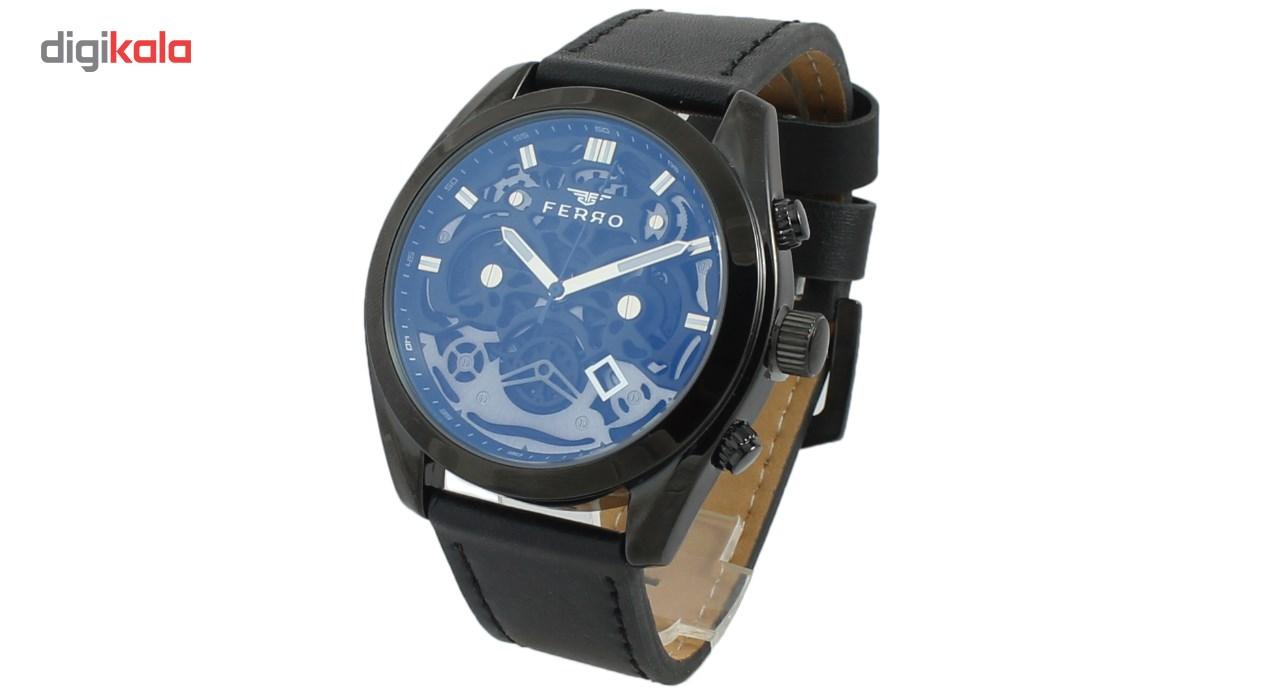 ساعت مچی عقربه ای مردانه فرو مدل F30011-010-G