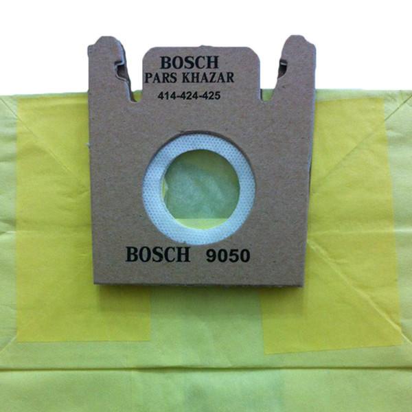 کیسه جاروبرقی  مدل بوش 724-525-625-808-9050-424  بسته 5 عددی