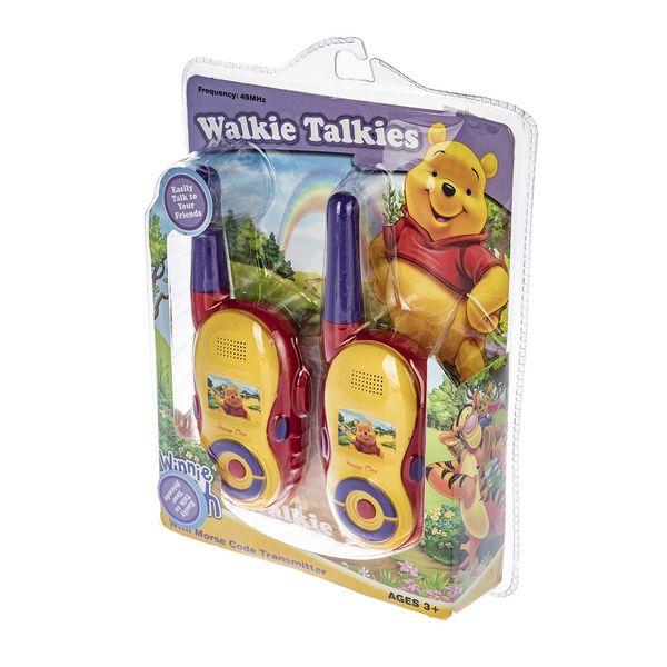 بی سیم اسباب بازی مدل Winnie Pooh