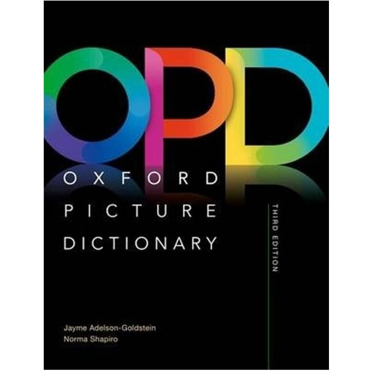 کتاب زبانOxford Picture Dictionary OPD 3rd-CD اثر  مولفان