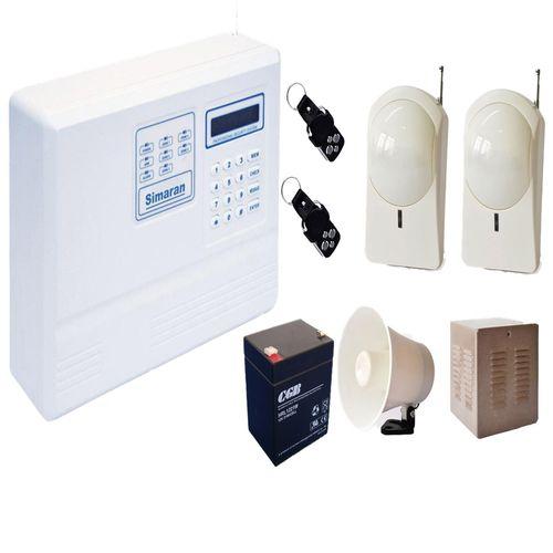 سیستم دزدگیر تلفنی سیماران مدل dt2b