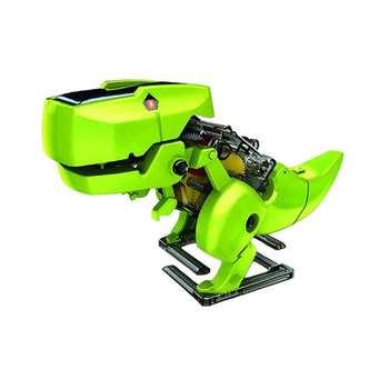 کیت آموزشی کیوت سان لایت مدل ربات دایناسور خورشیدی T3
