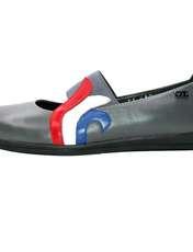 کفش روزمره زنانه آر اند دبلیو مدل 982 رنگ طوسی -  - 1