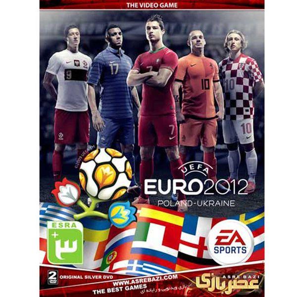 بازی UEFA EURO 2012 مخصوص pc