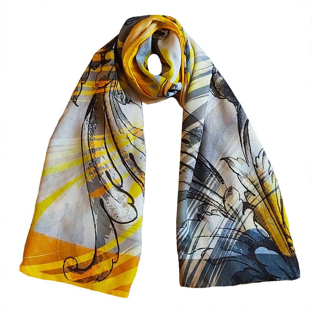 روسری زنانه مدل art2021