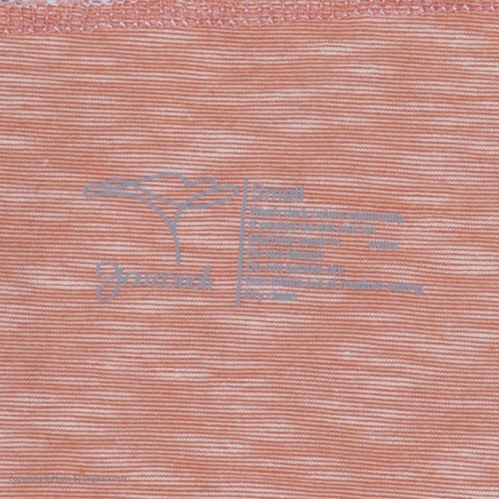 ست تاپ و شلوارک زنانه گارودی مدل 1110207355-25 -  - 6