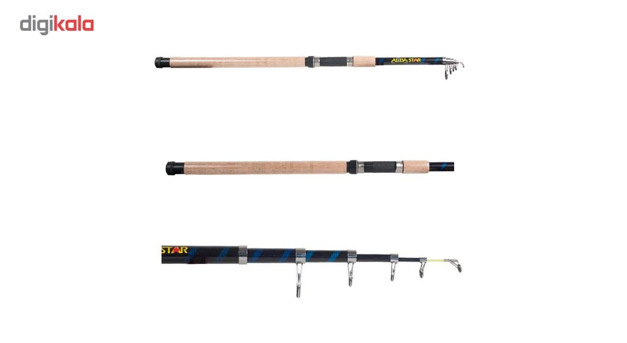 چوب ماهیگیری آلبااستار مدل  CELTIC 300