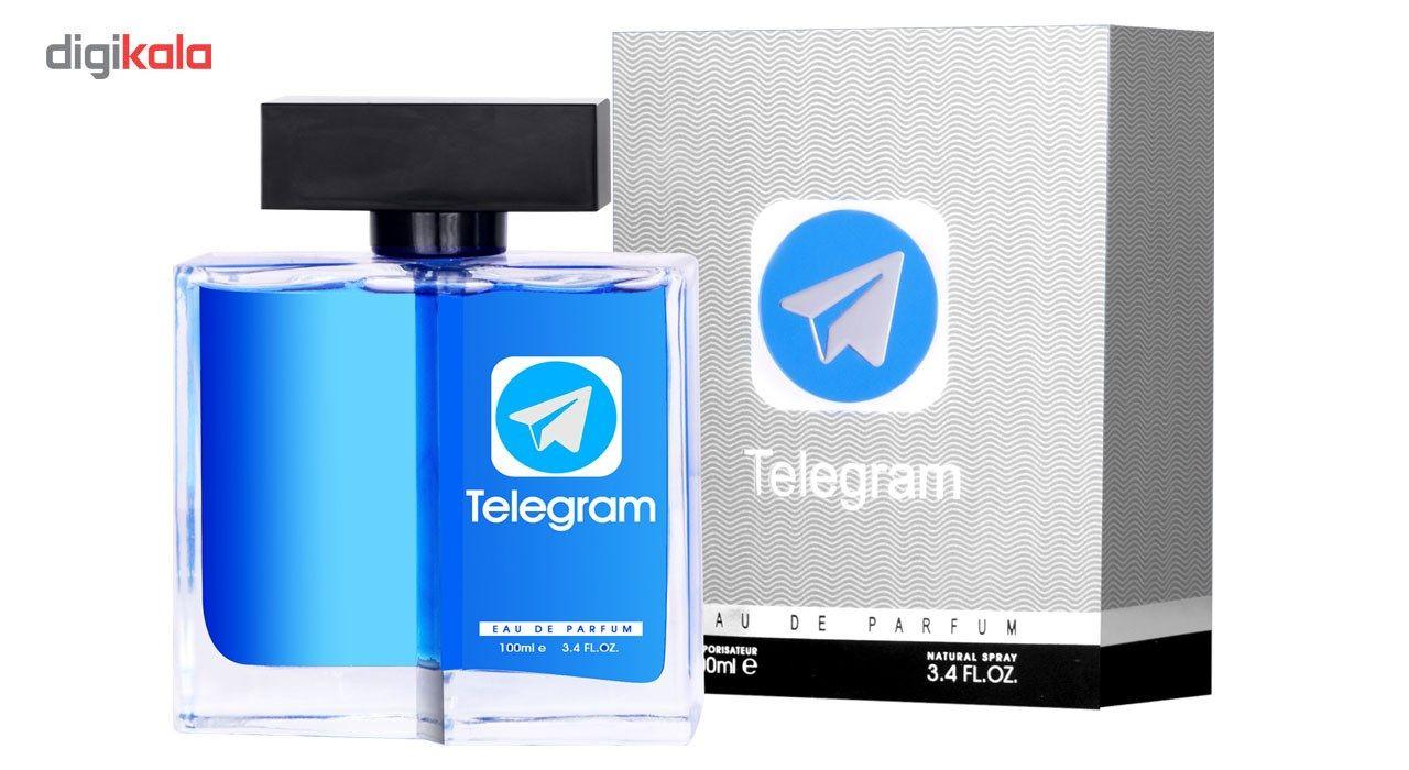 ادو پرفیوم تلگرام مدل Telegram Sport حجم 100 میلی لیتر