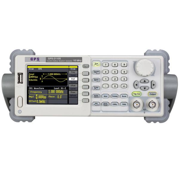 فانکشن ژنراتور جی پی اس لیمیتد مدل GPS-2110S  فرکانس 10 مگاهرتز