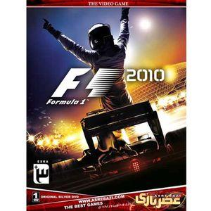 بازی formula 1 2010 مخصوص PC