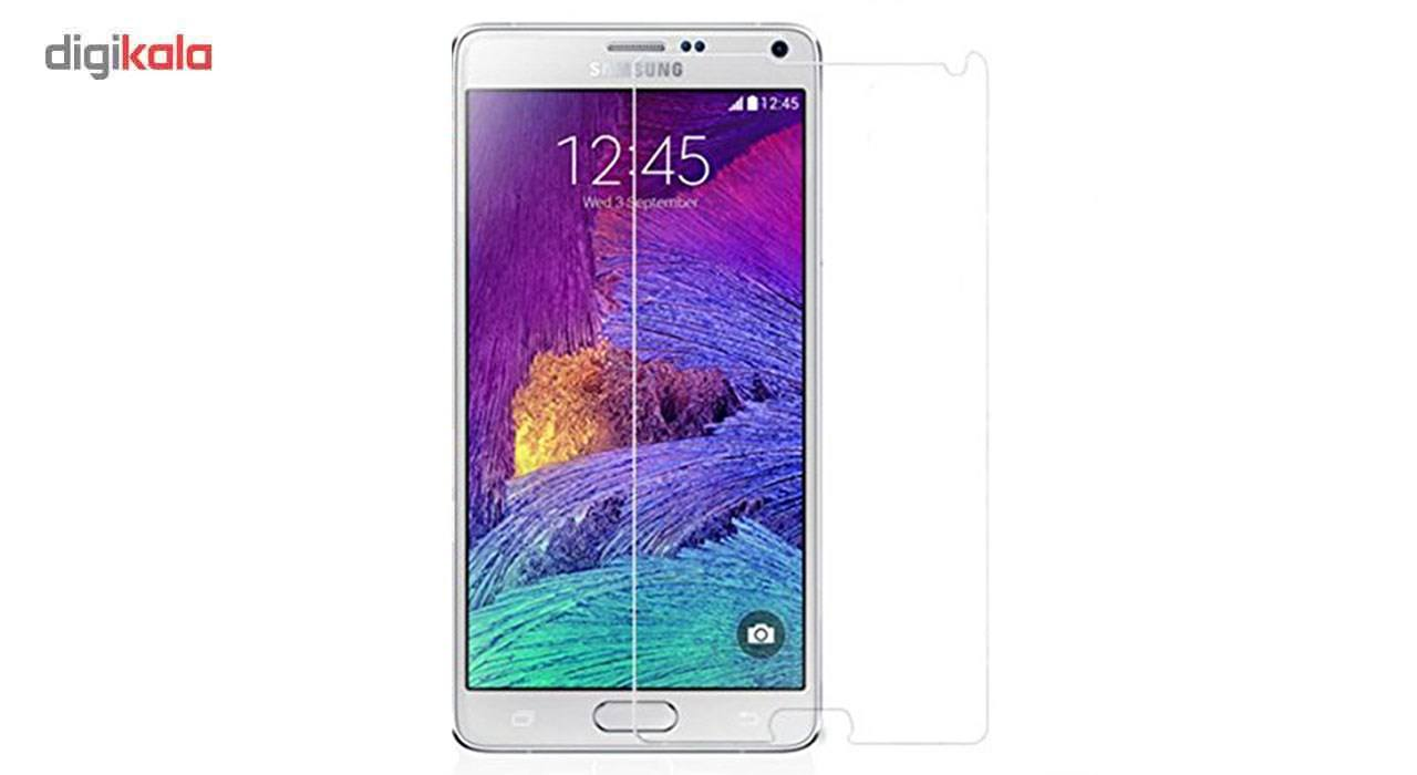 محافظ صفحه نمایش شیشه ای 9اچ مناسب برای گوشی سامسونگ Note 4 main 1 1