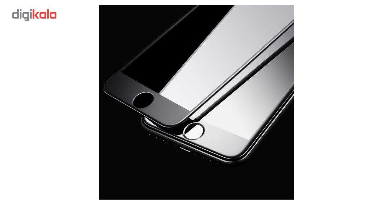 محافظ صفحه نمایش شیشه ای مات کوالا مدل Full Cover مناسب برای گوشی موبایل اپل آیفون 7Plus/8 Plus main 1 5