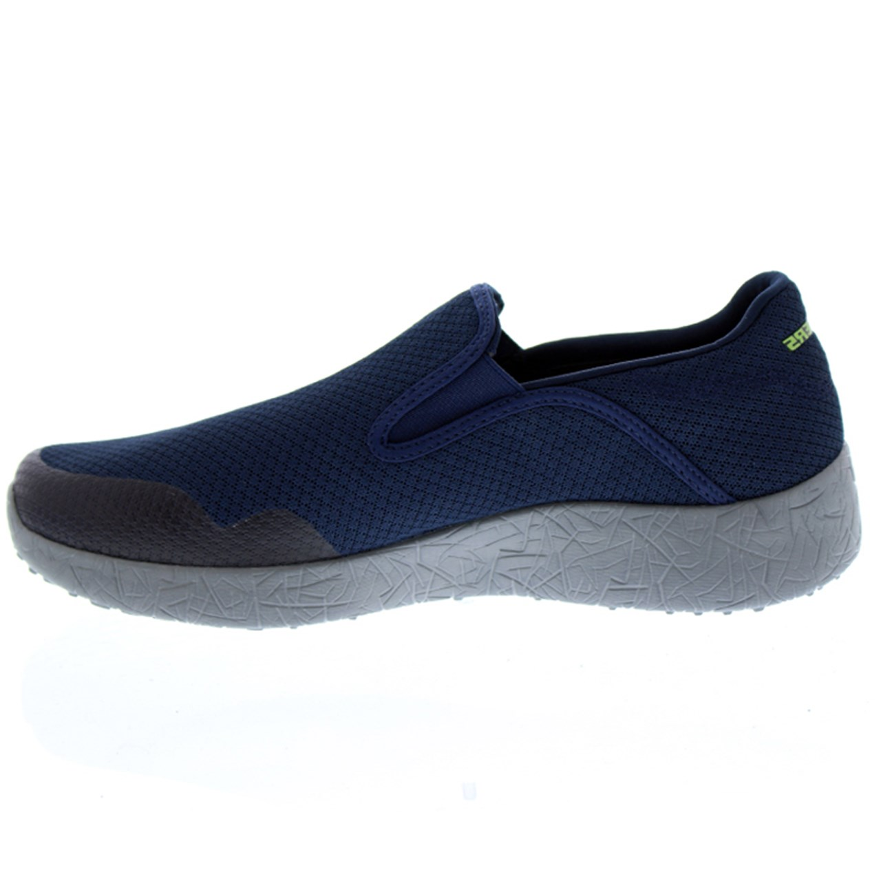 کفش راحتی مردانه اسکچرز مدل Burst Sport Slip