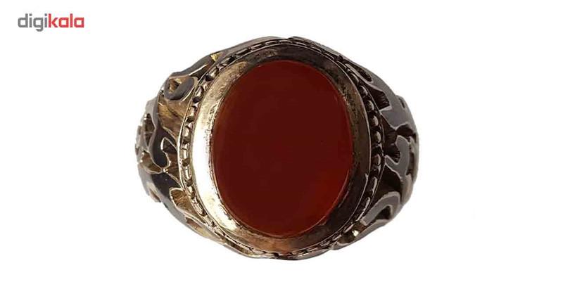 انگشتر نقره جواهرسرا مدل a185jw