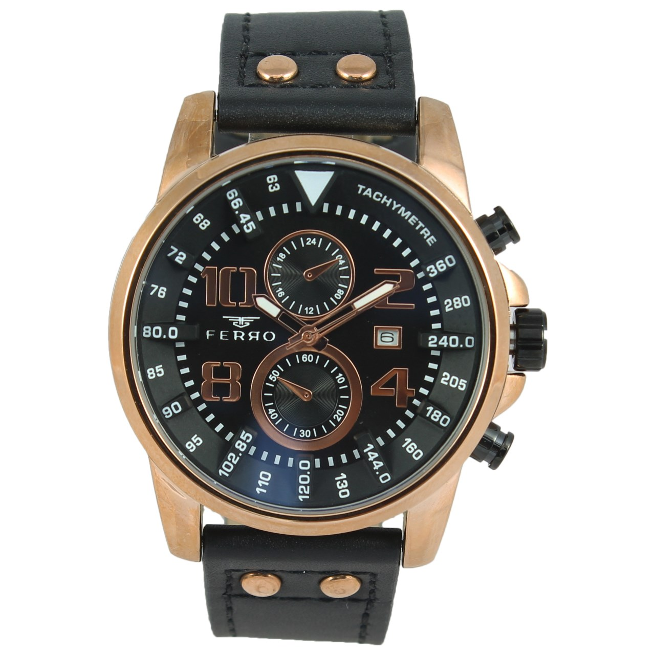 ساعت مچی عقربه ای مردانه فرو مدل F61518-593-C2