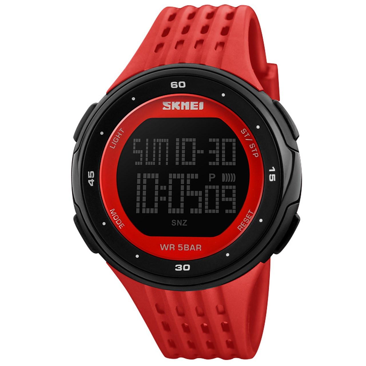 ساعت مچی دیجیتال مردانه اسکمی مدل 1219-G 37