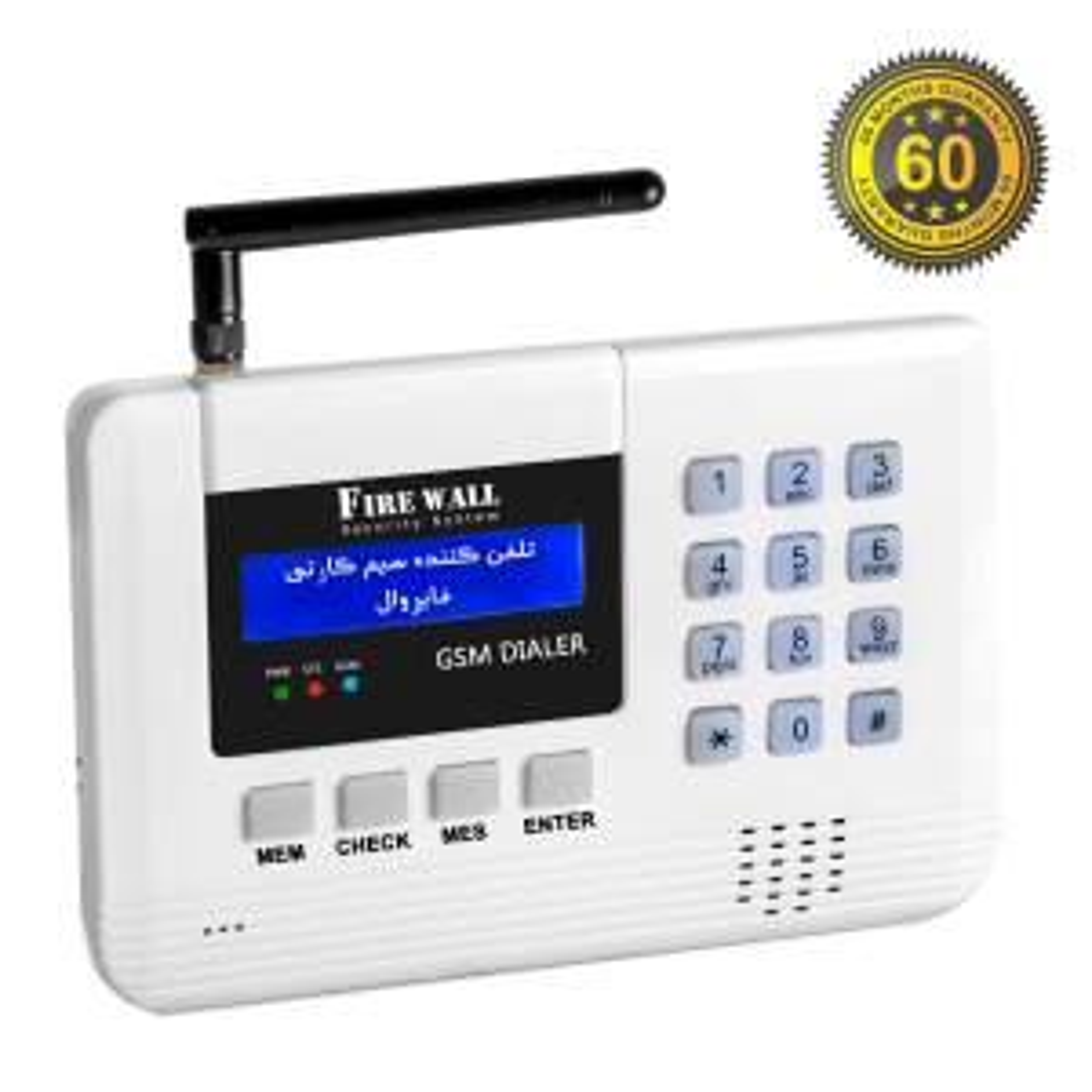 تلفن کننده سیم کارتی فایروال مدل G6
