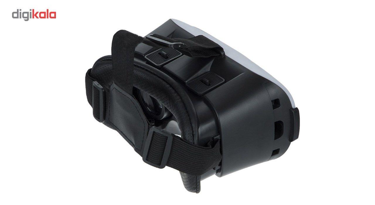 هدست واقعیت مجازی ایکس پی پروداکت مدل VR BOX به همراه ریموت کنترل main 1 4