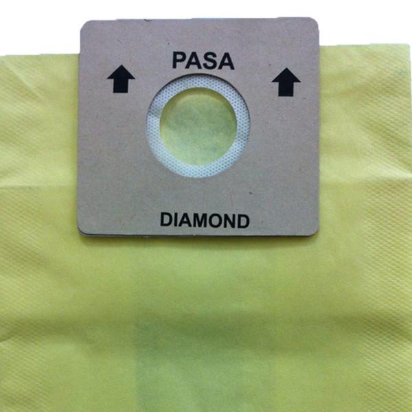 کیسه جاروبرقی  مدل پاسا و دیاموند بسته 5 عددی