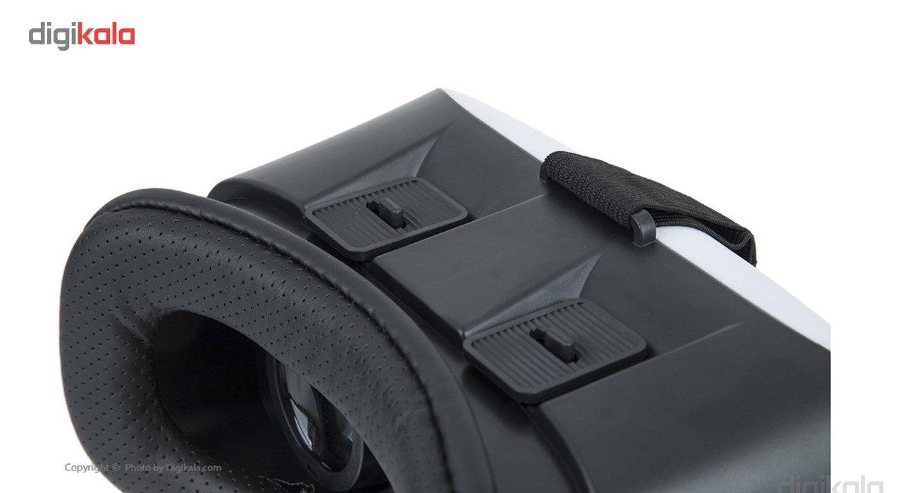 هدست واقعیت مجازی ایکس پی پروداکت مدل VR BOX به همراه ریموت کنترل main 1 5