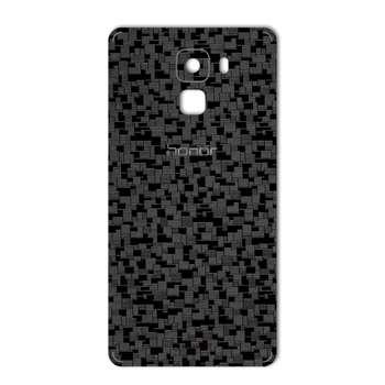 برچسب پوششی ماهوت مدل Silicon Texture مناسب برای گوشی  Huawei Honor 7