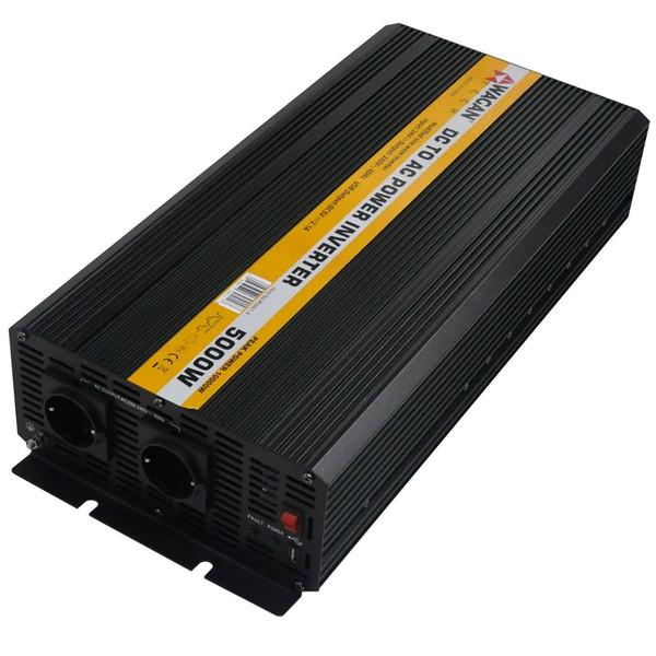 مبدل برق واگان مدل 3041 ظرفیت 5 کیلووات