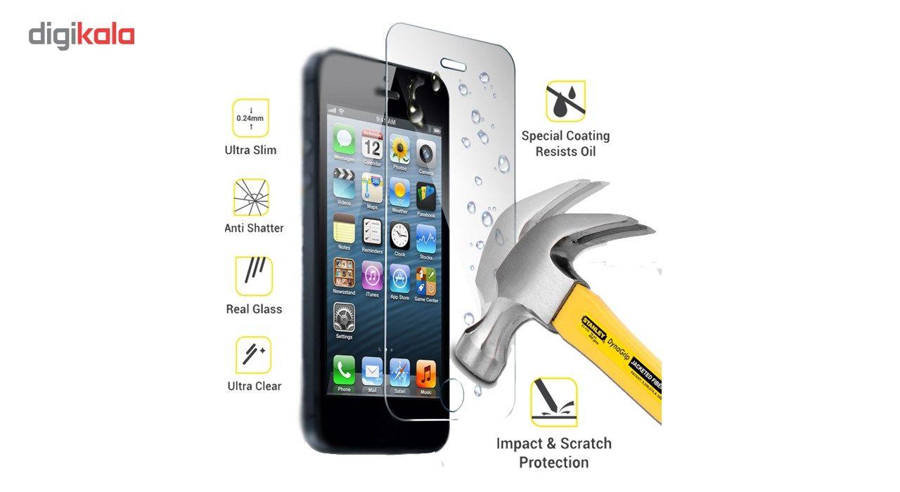 محافظ صفحه نمایش نانو آرامیس مناسب برای گوشی موبایل اپل آیفون 7 main 1 4
